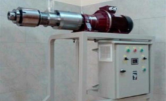 گیربکس خورشیدی در دستگاه روغن گیر