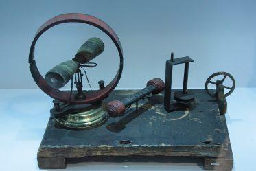 اولین الکتروموتور